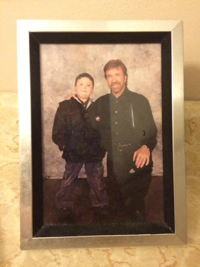 Chuck Norris Photo